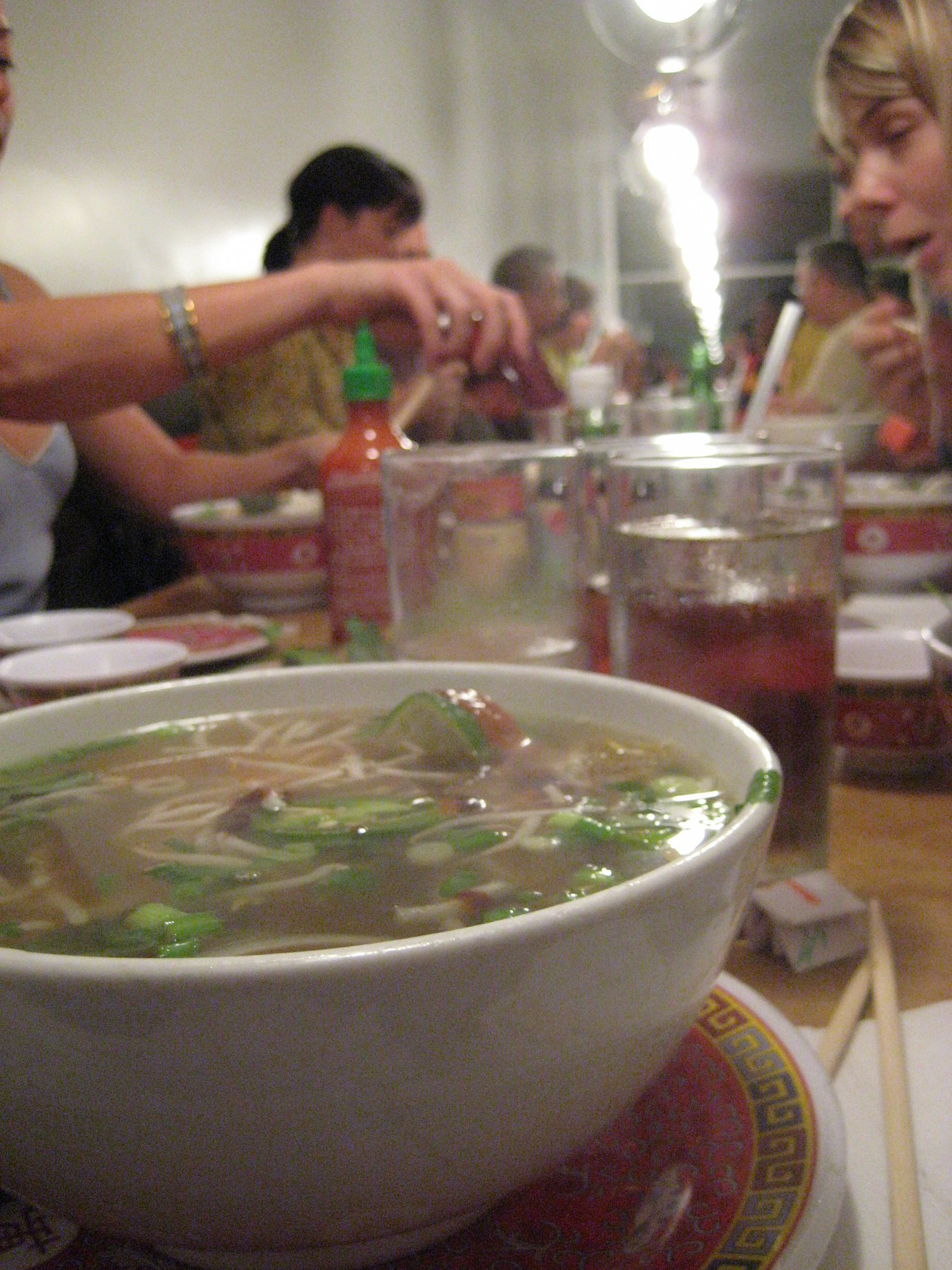 #13- Free Range Chicken Pho
