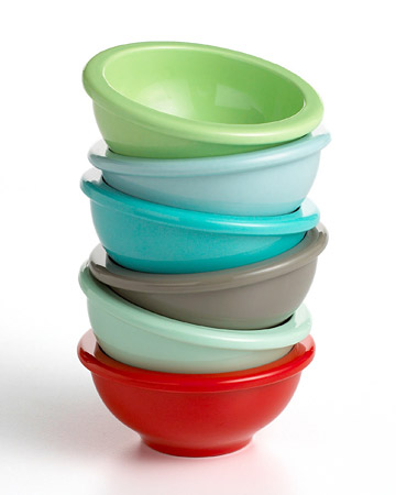 Martha mini prep bowls