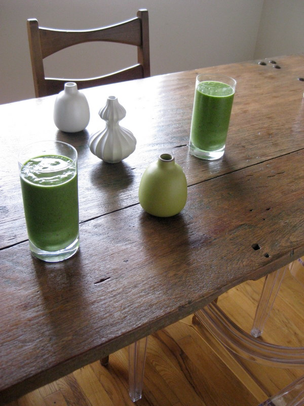 Organic Green Smoothie, Smoothie recipe, Green Smoothie