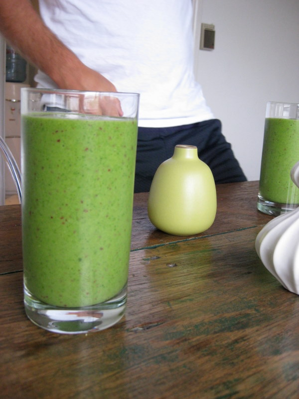 Organic Green Smoothie, Green Smoothie, Smoothie Recipe