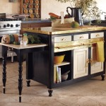 Napa Style french kitchen island