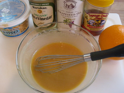 Orange Miso Dressing