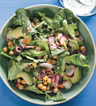 winter_salad_with_lemon_yogurt_dressing