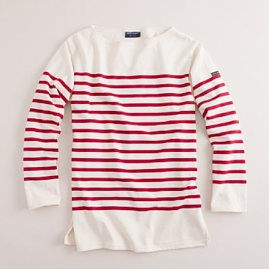 St. James Striped Shirt
