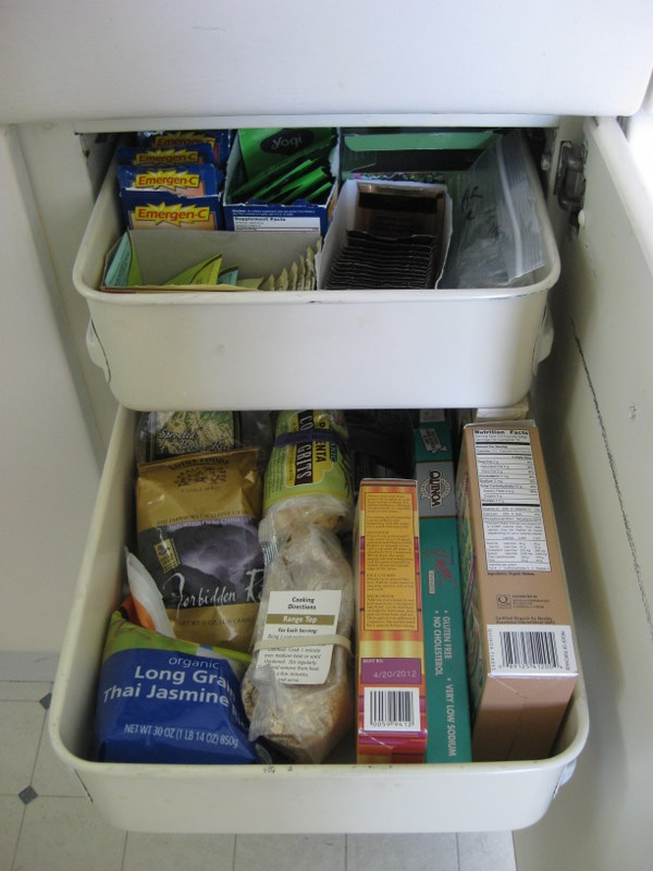 LEH pantry drawers