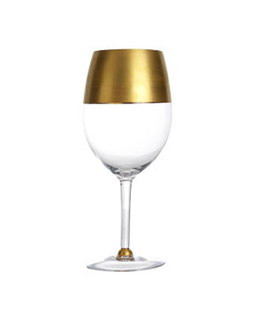 Northern Hemisphere Glasses in Florentine Gold