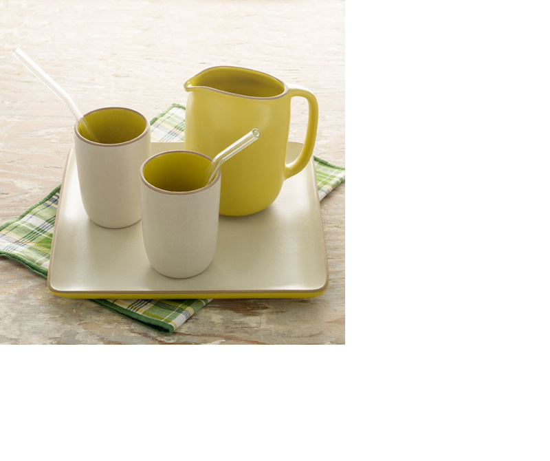 Heath Ceramics Iced Tea Set- Summer 2011