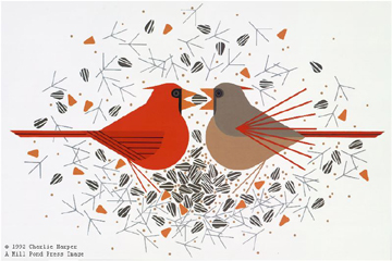 birds by charley harper