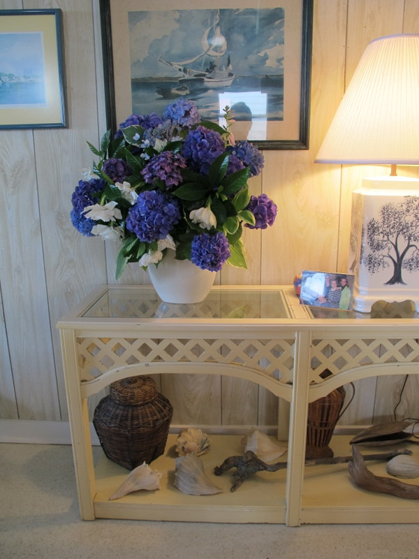 Beach House Flower Arrangement