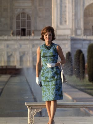 jackie+kennedy+india+pattern