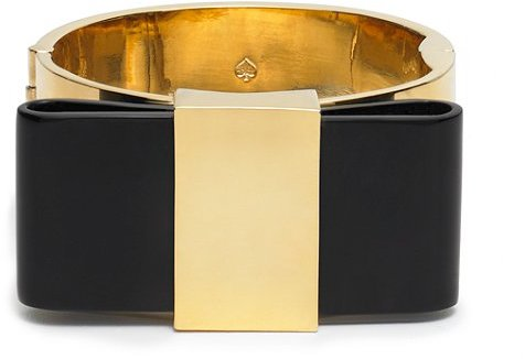 Kate Spade Bow Bridge Wide Bangle