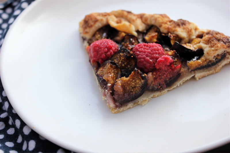 fig tart recipe