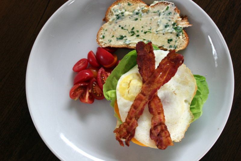 Breakfast BLT Recipe