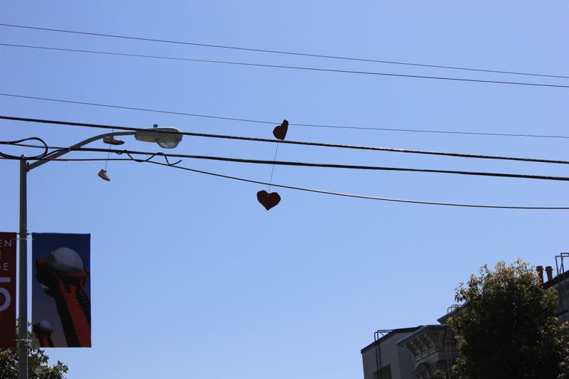hearts in Mission District