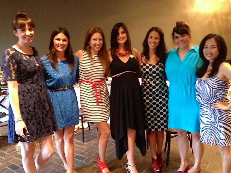 Baby Shower hostesses